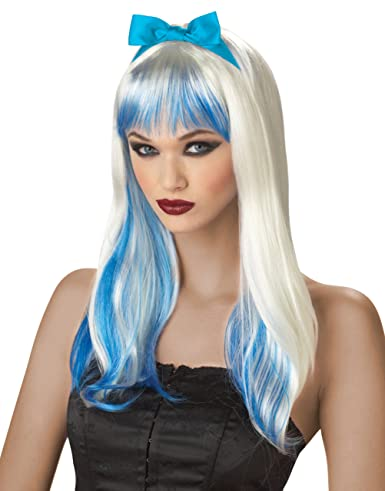 California Costumes Enchanted Tresses Wig