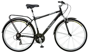 Schwinn Discover Men's Hybrid Bike (700C Wheels)