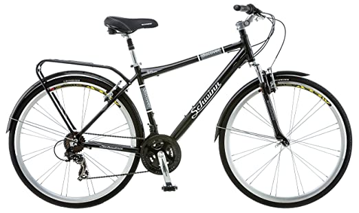 Bikes For Big Guys Hybrids Schwinn Discover Men s Hybrid