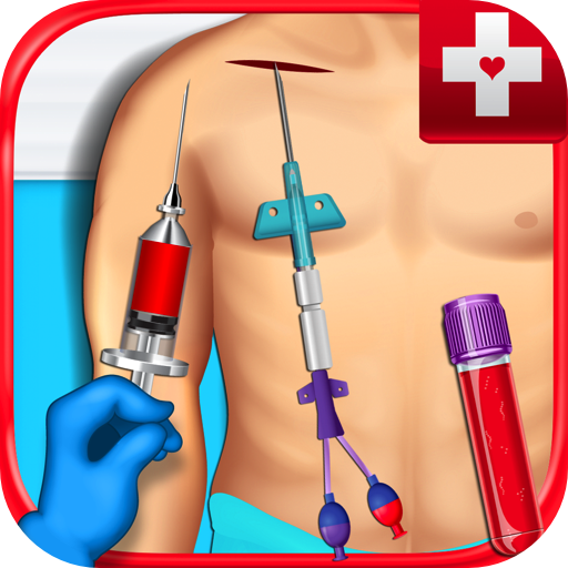 Blood Draw Surgeon & Operation - Central, PICC Line, & Injection Doctor Games FREE (Surgeon Simulator Free compare prices)
