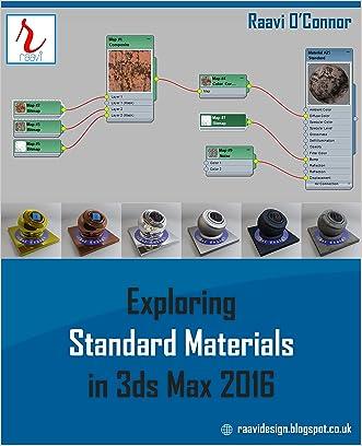 Exploring Standard Materials in 3ds Max 2016