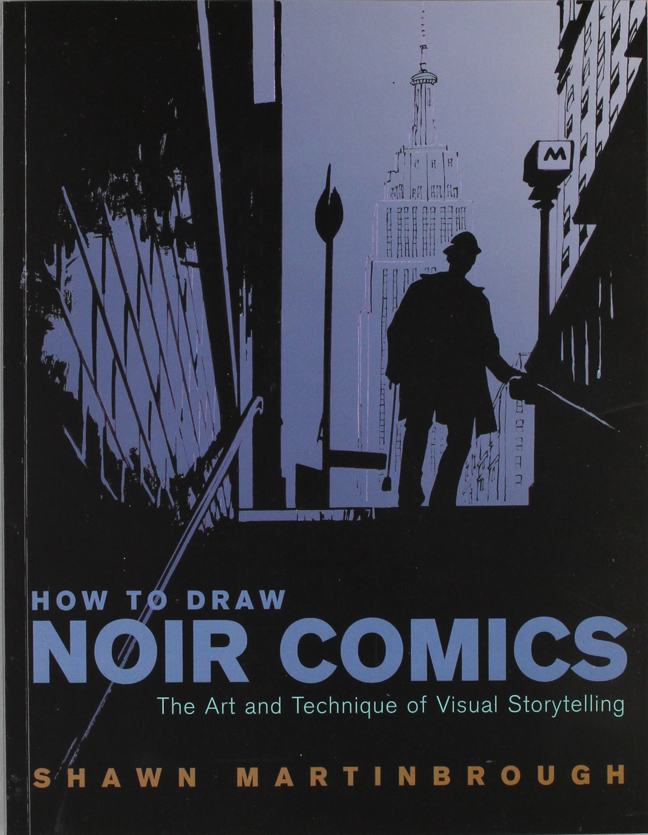 Cutting Edge Drawing How to Draw Noir Comics The