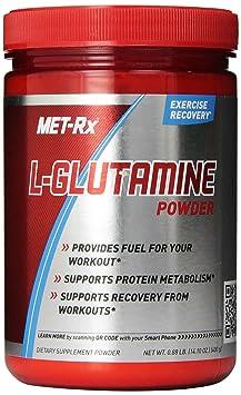 MET-Rx L-Glutamin Powder 0.88 lb