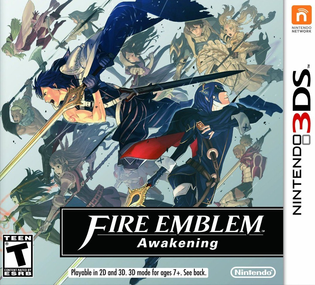 Fire Emblem: Awakening $29.99