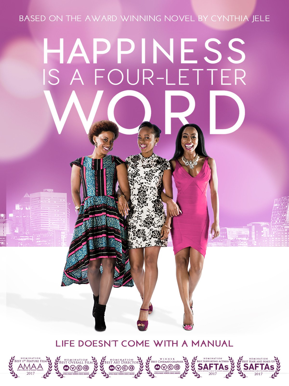 Happiness Is A Four Letter Word on Amazon Prime Instant Video UK