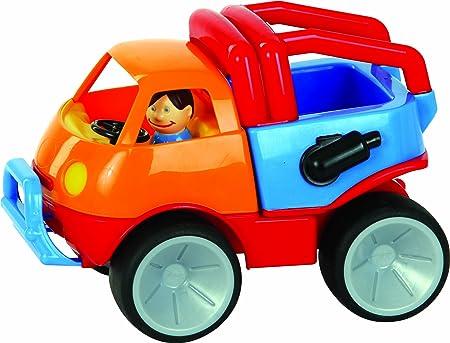 Gowi - 560-98 - Jouet D'éveil - Camion Loisirs