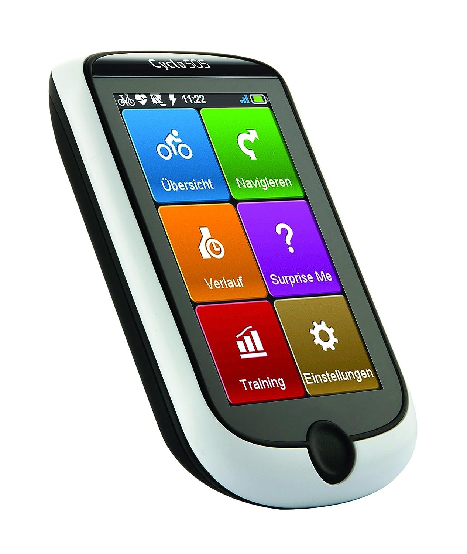 Navigation GPS MIO CYCLO 505HC BLANC EUROPE DE L OUEST