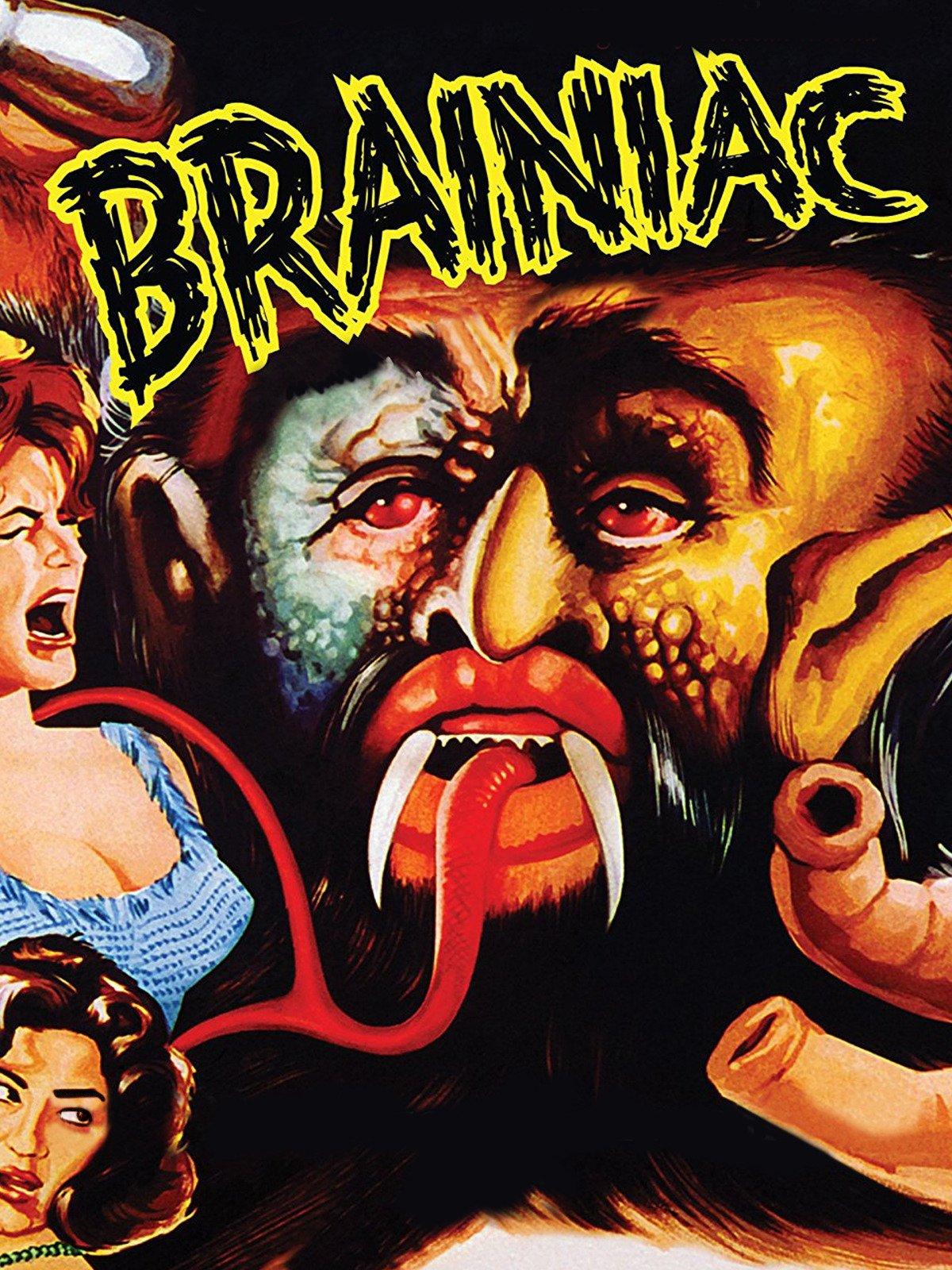 Brainiac on Amazon Prime Instant Video UK