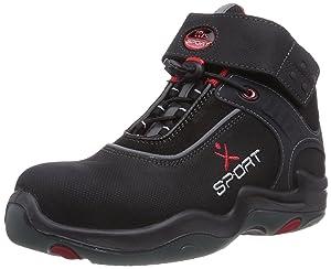 MTS MGecko Dark S3 Flex 12115 UnisexErwachsene Sicherheitsschuhe  Schuhe & HandtaschenRezension