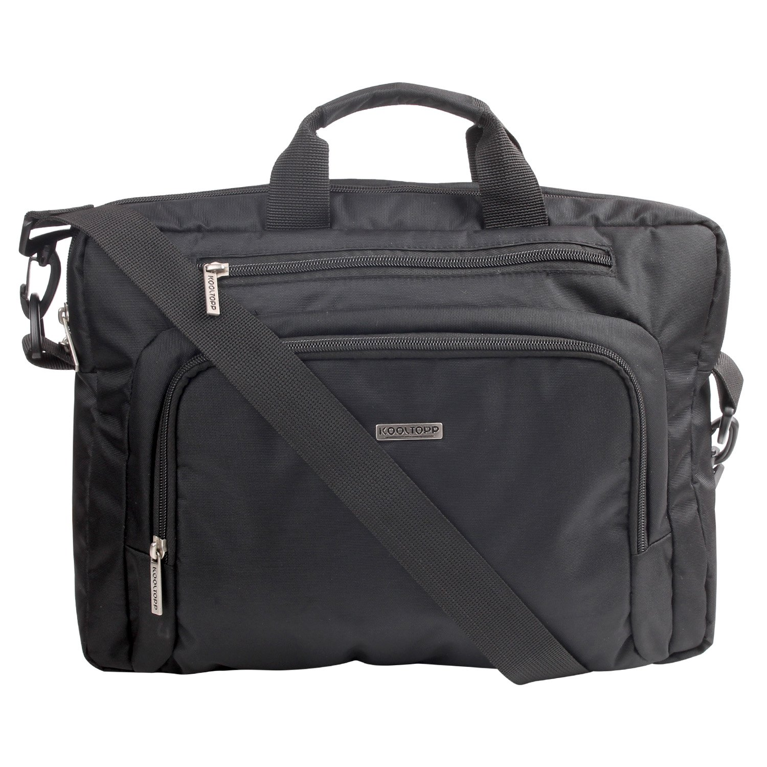 Amazon: Kooltopp 15 inch Executive Laptop Bag, Office Laptop Bag for All 15.6 inch Laptops @ Rs.749/-