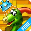 Dino Bath & Dress Up (FREE)- educational learning kids games for girls & boys by Avocado Mobile Inc
