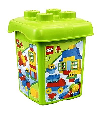 Lego - 5538 - Jeu de construction - Duplo Briques - Baril Créatif