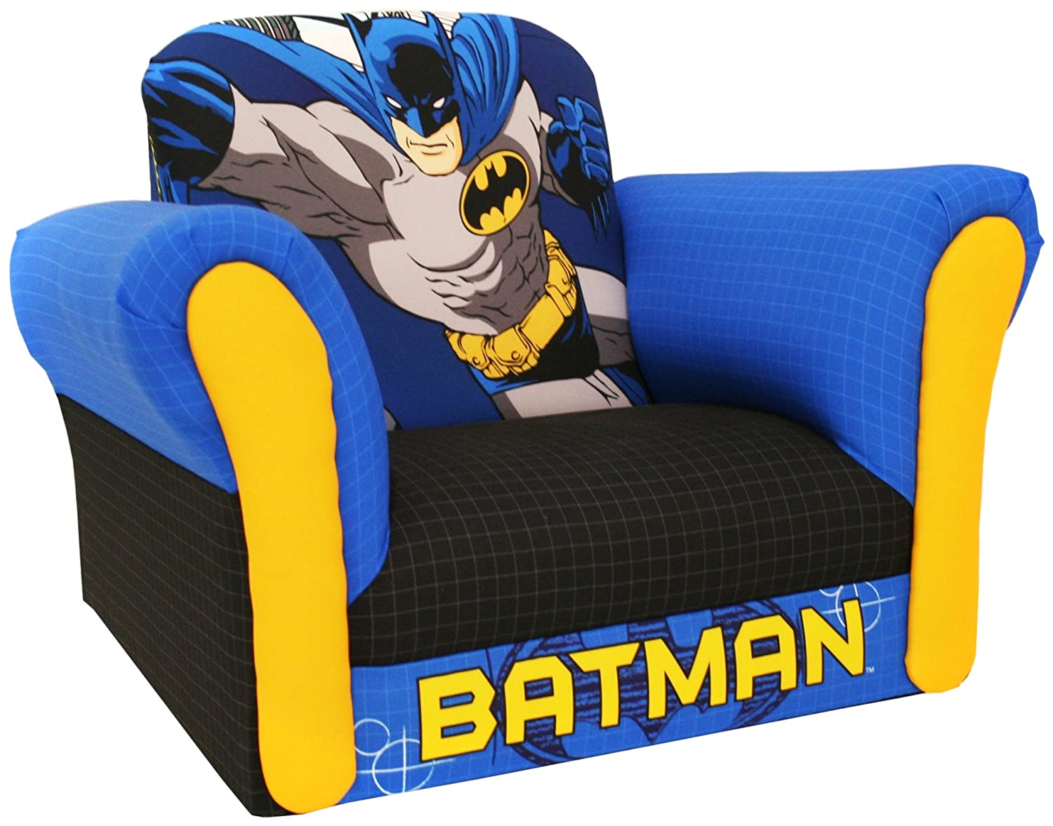 Kids Warner Brothers Batman Rocking Chair