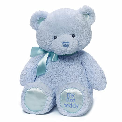Gund Baby Gund My 1st Teddy Plush Toy泰迪熊