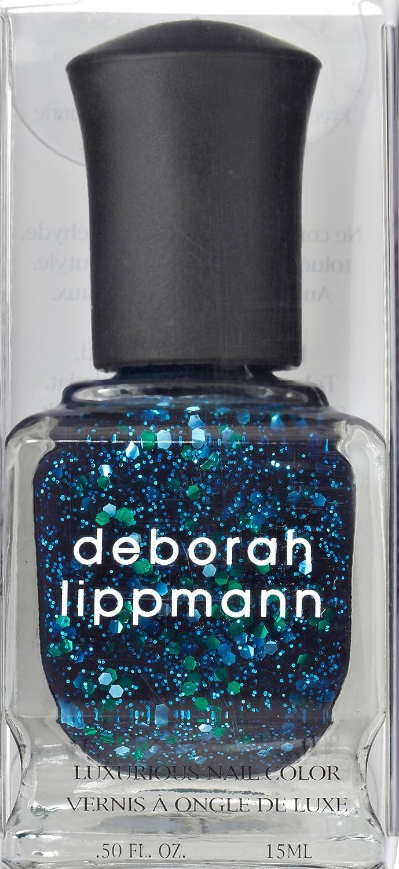 Vernis pailleté de la marque Deborah Lippmann