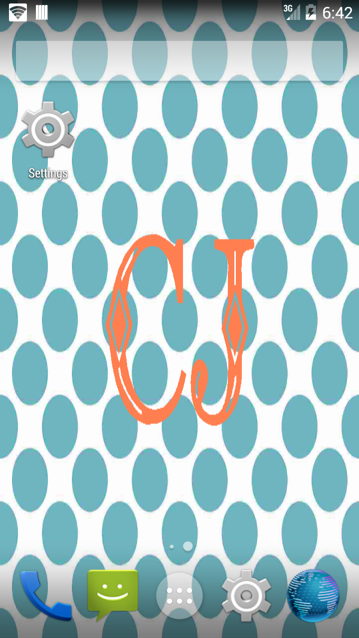 monogram wallpaper maker appstore for android