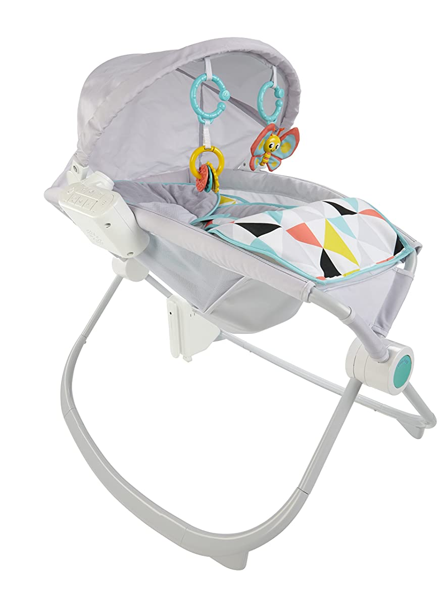 Fisher-Price Premium Auto Rock n Play Sleeper with SmartConnect