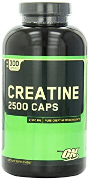 Optimum Nutrition Creatine 2500mg, 300 Capsules