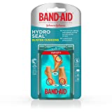 Band-Aid Brand Hydro Seal Blister Cushion Bandages, Variety Pack of Waterproof Blister Pads, 5 ct (Tamaño: Mixed)
