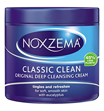 Noxzema Classic Clean Cream, Original Deep Cleansing 12  oz