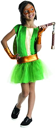 Ninja Turtles Costumes for Girls