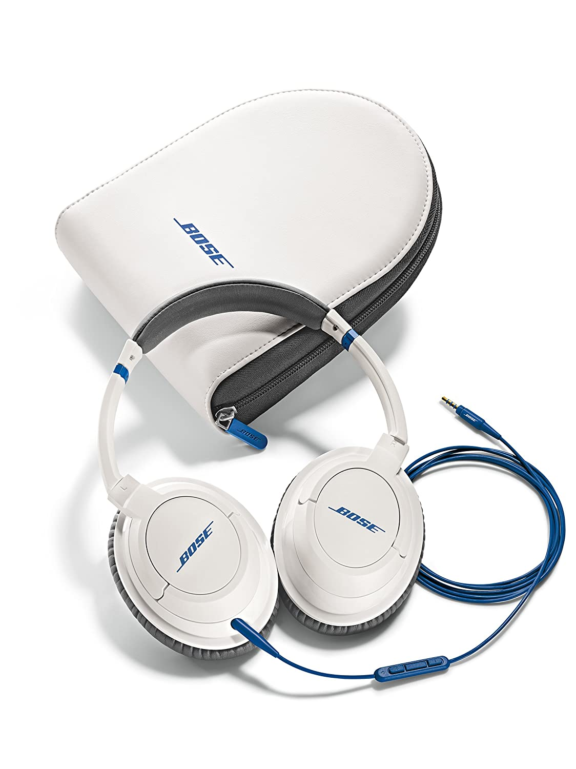 New - Bose SoundTrue around-ear headphones - White Image