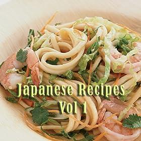 Japanese Recipes Videos Vol 1