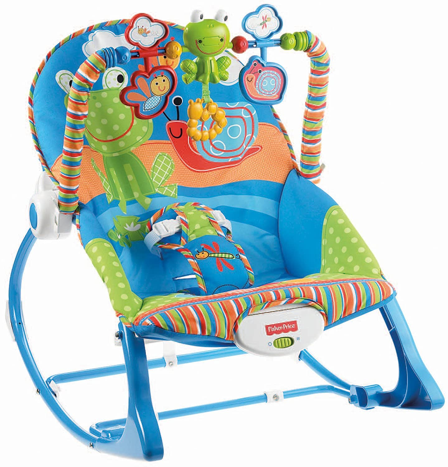 Fisher-Price Infant-to-Toddler Rocker and Seat