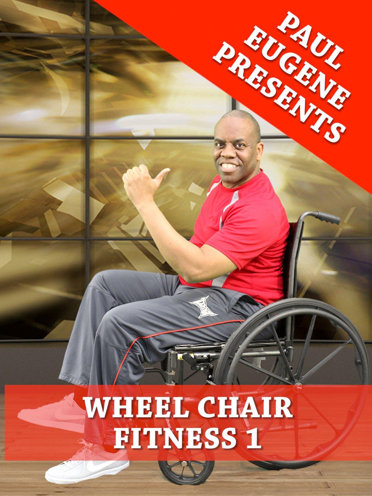 Wheel Chair Fitness 1