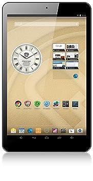 "Prestigio PMT3008 Tablet 8"" Qcore 8GB 1.2Ghz Negra"
