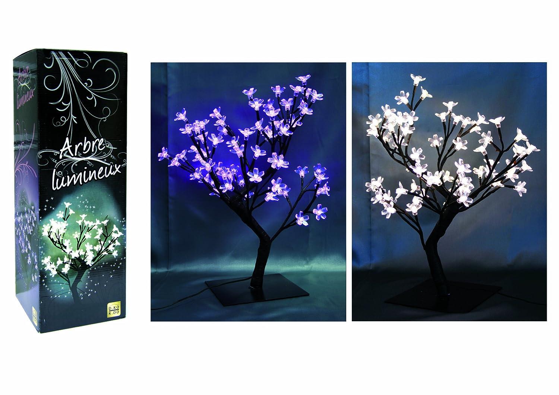 arbre lumineux led. Black Bedroom Furniture Sets. Home Design Ideas