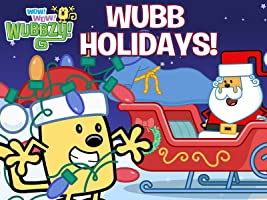 Wow! Wow! Wubbzy!, Wubbzy and the Holidays, Volume 9