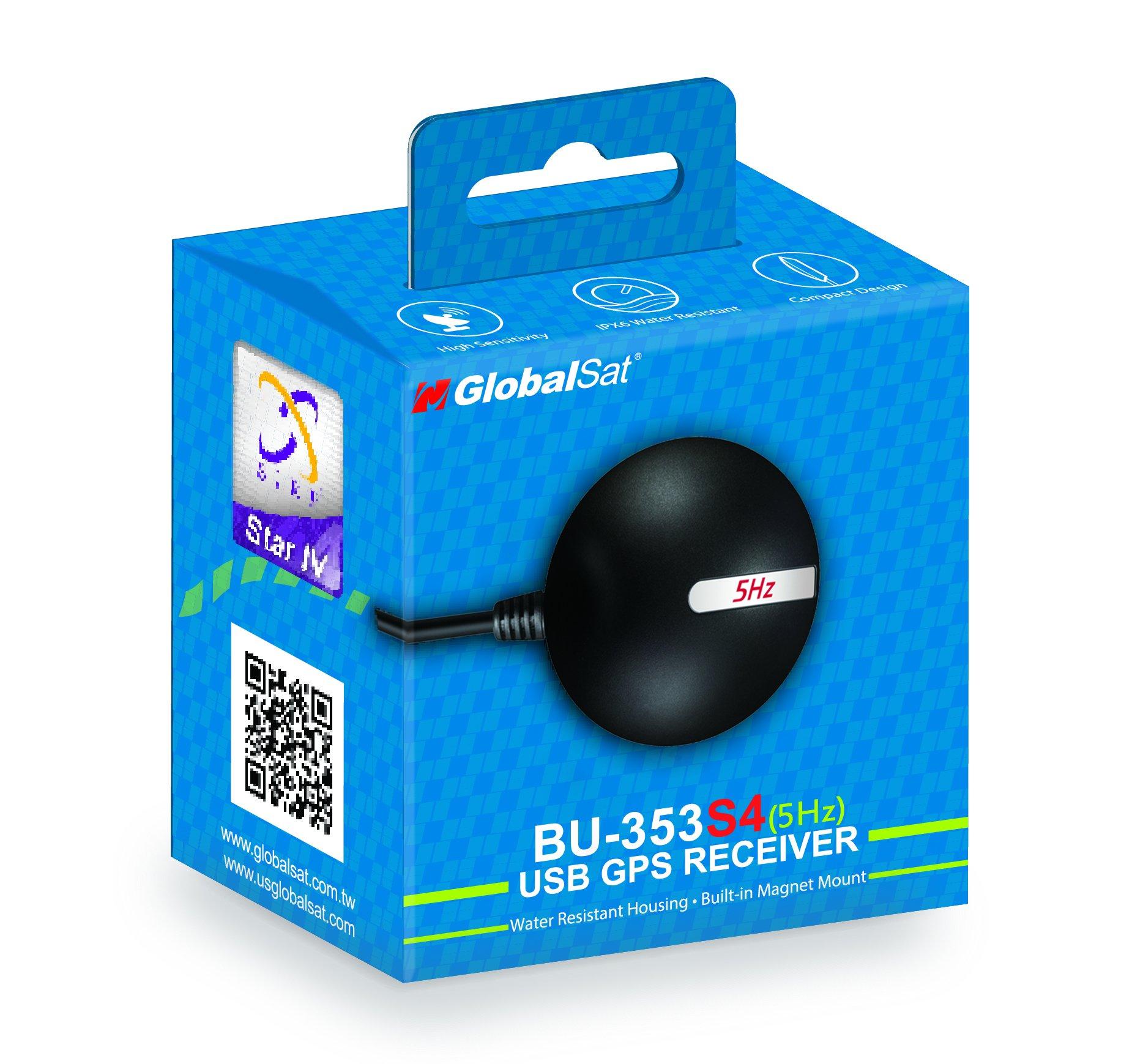 Globalsat bu 353 s4
