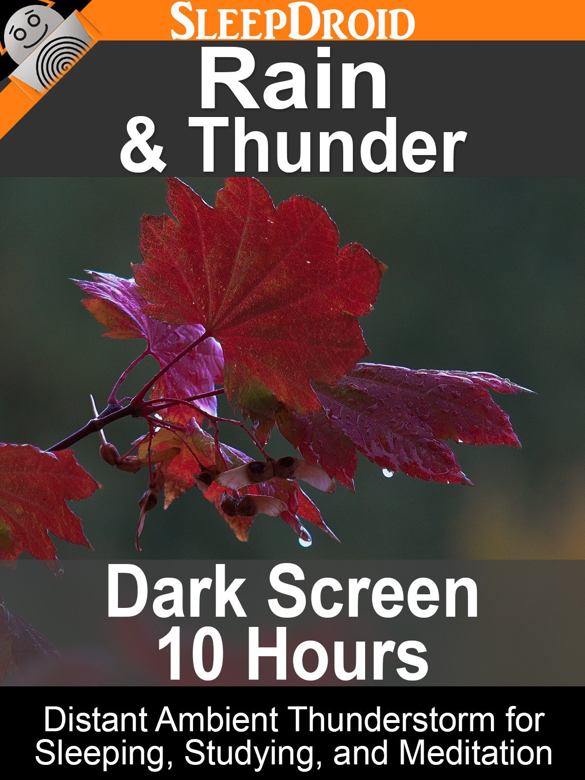 Rain and Thunder, Dark Screen