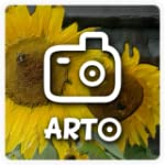 Arto: oil painting photo effect