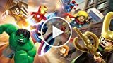 CGR Undertow - LEGO MARVEL SUPER HEROES Review for...