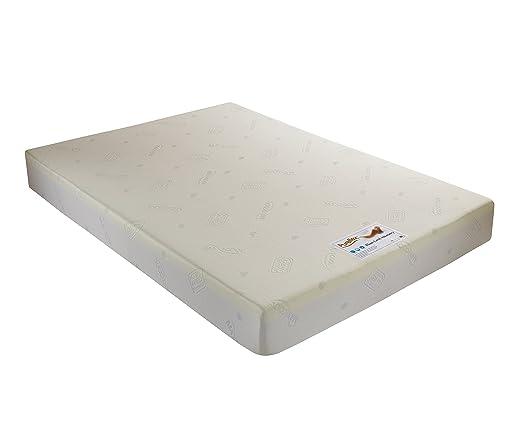 PUREFLEX Maxicool Kuhltasche Luxus Memory 2/672Schaum-Matratze, 72x 78x 20,3cm, Weiß