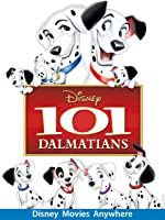101 Dalmatians (1961) (Plus Bonus Features)