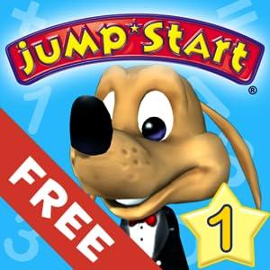 Jumpstart Preschool 1 Free - Preschool Educational App from Knowledge Adventure