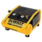 DEWALT D55140 1-Gallon 135 PSI Max Trim Compressor (Color: Yellow)