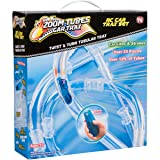 ZOOM TUBES CAR TRAX, 25-Pc RC Car Trax Set with 1 Blue Racer and Over 12ft of Tubes (As Seen on TV) (Tamaño: 25)
