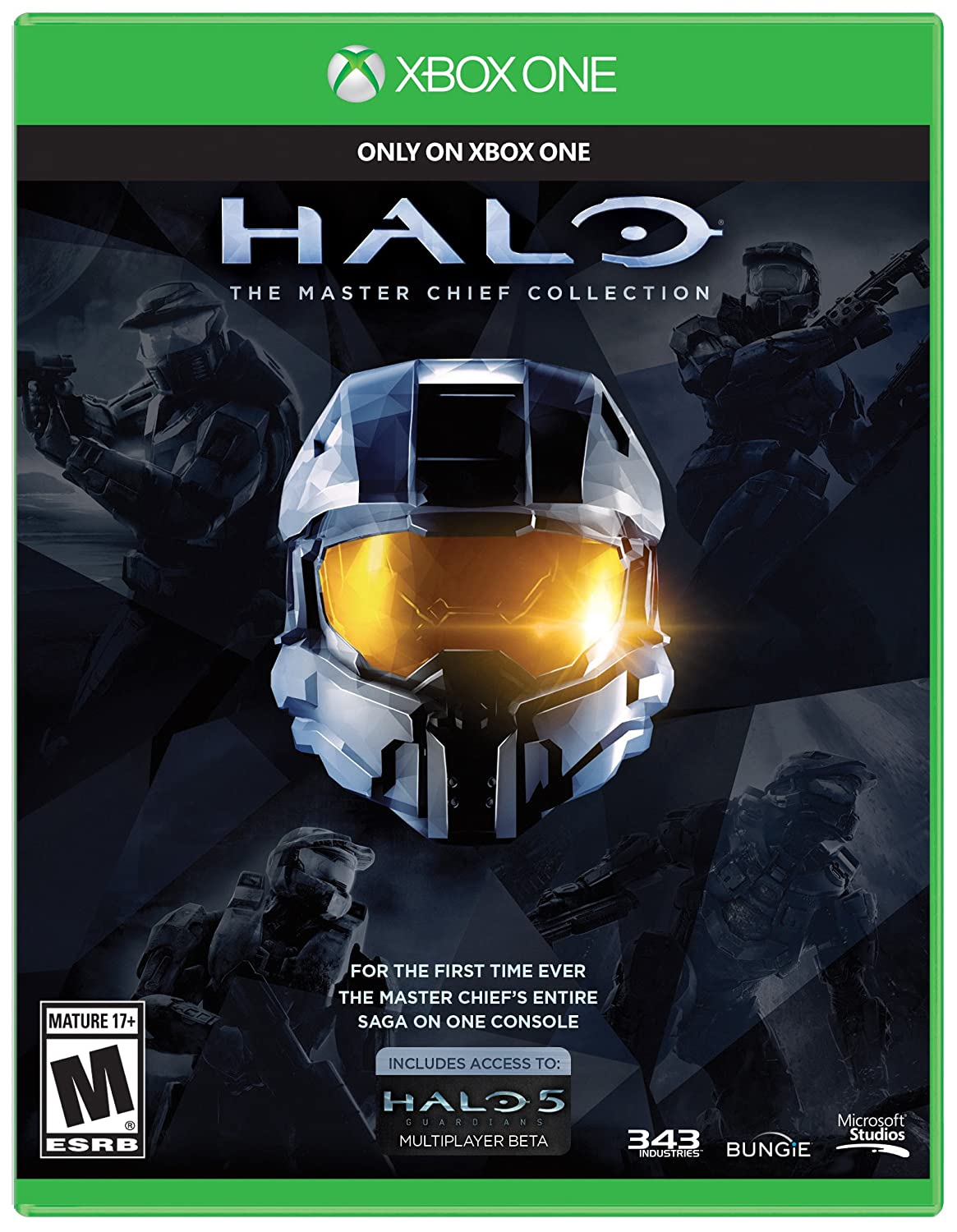 Amazon.com: Halo: The Master Chief Collection: Xbox One: Video Games