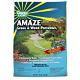 Green Light Amaze Grass and Weed Preventer, 10 Pound (Tamaño: 10 lb)