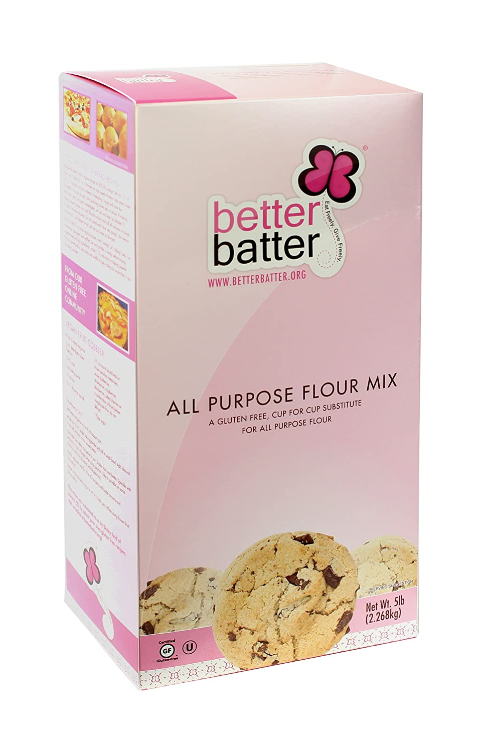 Gluten Free All Purpose Flour Mix