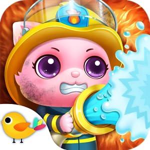 Pet Heroes: Fireman from LiBii