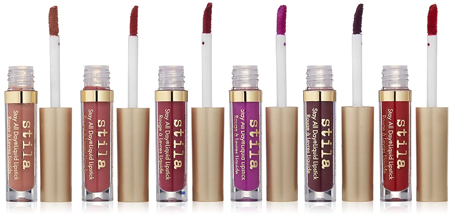 stila Eternally Yours Liquid Lipstick Set, 0.18 oz