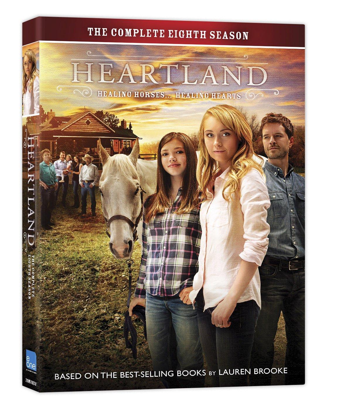 Heartland TV Series The Complete Eighth (8) Season Boxed ...