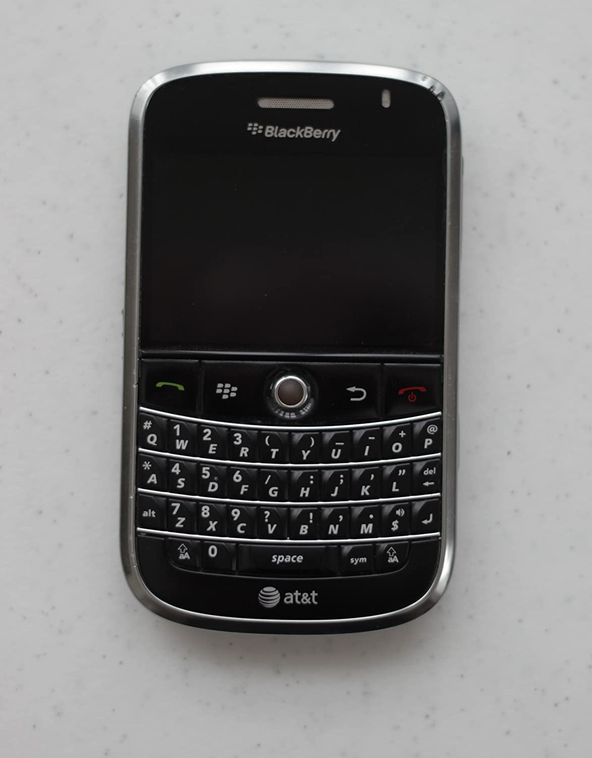 Blackberry Bold 9000 GSM Smartphone for At&t