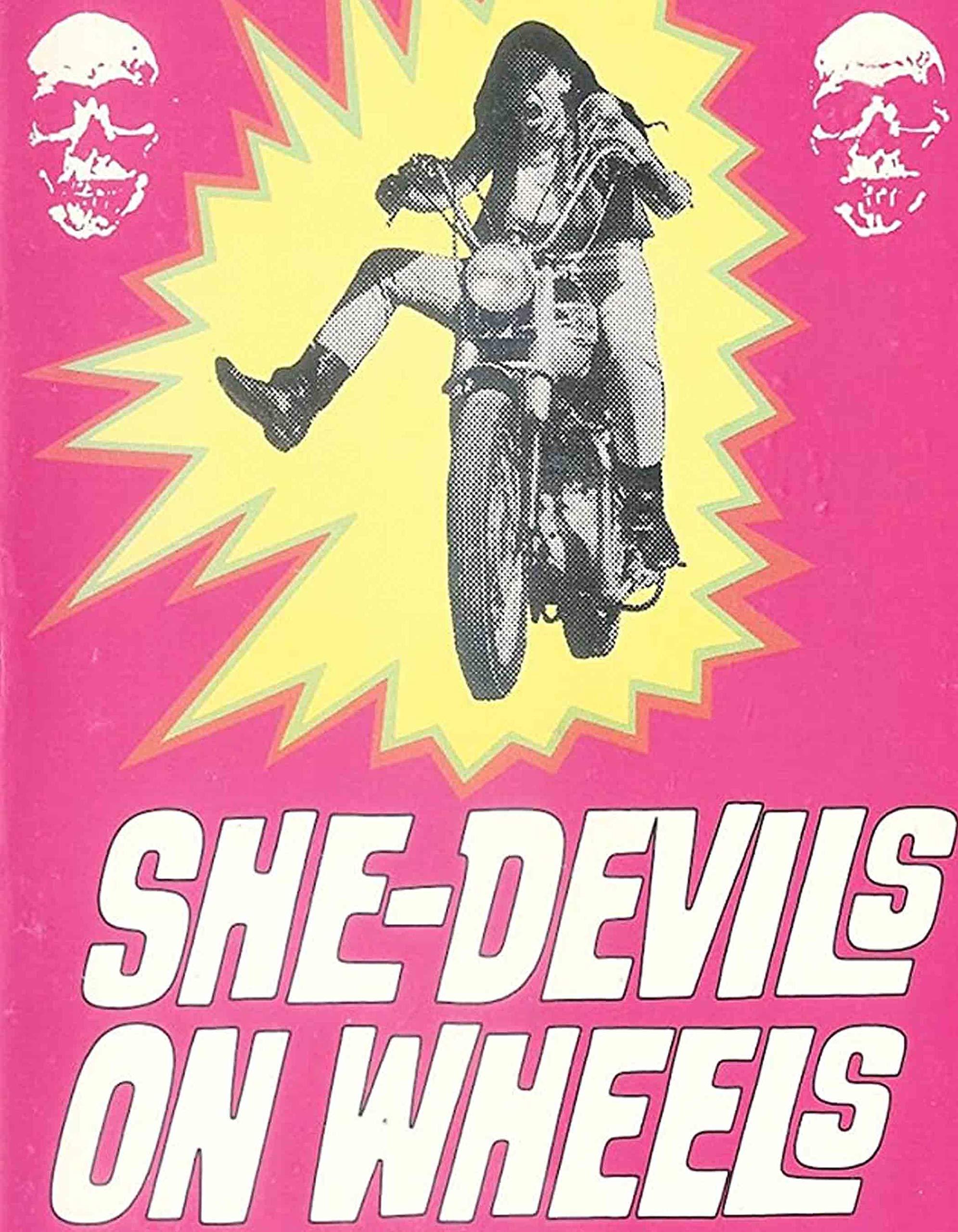 She-Devils on Wheels on Amazon Prime Video UK