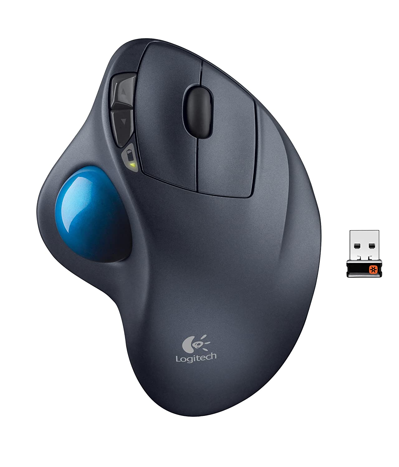 Souris LOGITECH WIRELESS TRACKBALL M570 NOIR